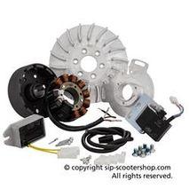 Lambretta VAPE ROAD fixed ignition system GP / DL