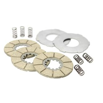 Lambretta clutch plate set A/B/C/D/LD image #1