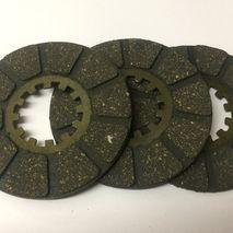 Lambretta LD Clutch Plates A B C All Models
