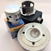 Vespa DR180 conversion cylinder kit