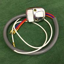 Casa Lambretta Headlight and Horn Switch (white buttons)