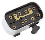 Vespa DC (battery) type main light switch