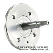 Vespa 50 / 90 front hub spindle