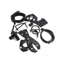 Lambretta GP Black Rubber Kit