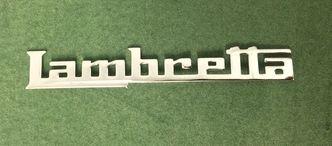 Lambretta legshield badge GP DL 150/200 image #1