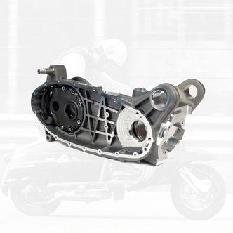 GRANTURISMO Lambretta Engine Casing 200cc image #1