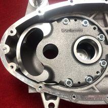 Lambretta GP Gearbox Endplate GRANTURISMO