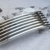Vespa PX chrome horn grill (120mm)