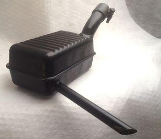 V30-V33 standard exhaust image #1