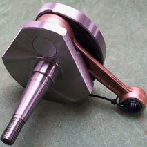 Vespa crank shaft Sprint, Super,GTR,