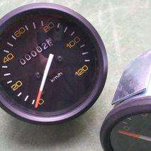 Vespa PX Mk1 speedometer 120kmh