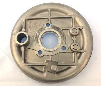 Vespa rear hub backing plate V50 / 90 / 125 Primavera image #1