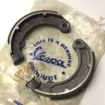 Vespa 50N rear brake shoes NOS PIAGGIO