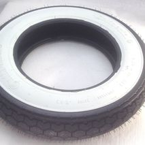 Continental 3.50 x 10 K62WW white wall tyre
