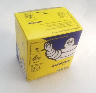 Michelin inner tube 3.50 /4.00 x 8 8B3 image #1