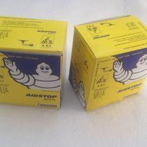 MICHELIN 3.50 / 4.00 x 8 inner tubes x 2
