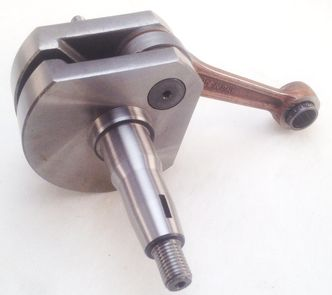 Vespa SS180 crank shaft made in Italy  image #1