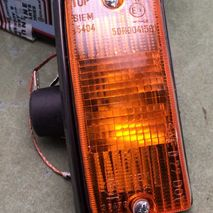 Vespa PX left hand front indicator unit