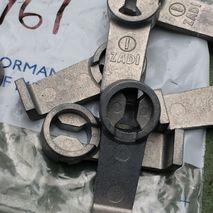 PX models glove box lock lever 178961