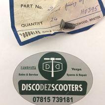 Vespa gear selector box screw Douglas 2121