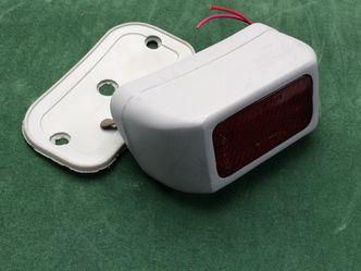 vintage vespa rear light unit image #1
