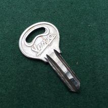 Vespa key blank