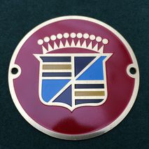 "ULMA ""France"" 54mm badge"