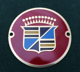 "ULMA ""France"" 54mm badge image #1"
