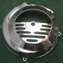 Vespa chrome flywheel cover V50/V90/ET3