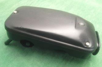 Vespa GS150 air filter box image #1