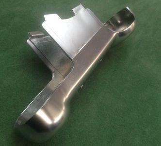 Vespa GTS fork link cover satin image #1