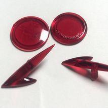 ULMA red gem set