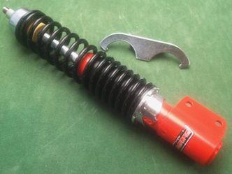 Vespa front adjustable sports suspension image #1