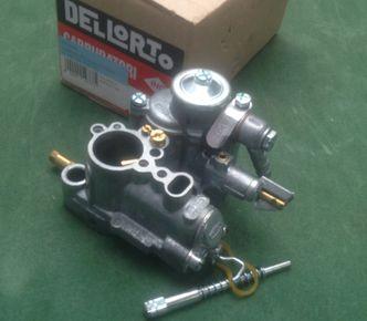 Vespa 24/24 G Dellorto/Spaco carburettor image #1