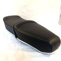 Lambretta PEGASUS seat BLACK