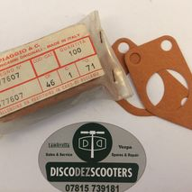 Vespa GS160/SS180 inlet gasket PACK of 100 NOS