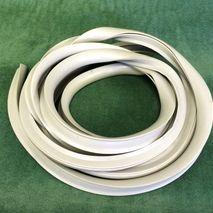 Vespa panel rubber Sprint,Super,GL,VBB GREY
