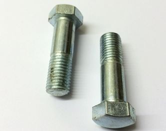 Vespa swing arm bolts x2 VN,VL,92L2,GS150 etc image #1