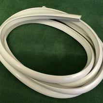 Vespa grey panel rubber SS180 GS160
