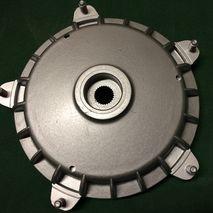 Vespa PX Disc EFL rear hub 30mm
