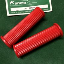 Vespa PK /PX handlebar grips ARIETE red 24mm