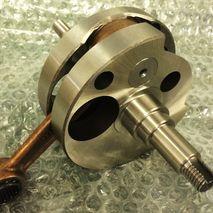 Vespa VBB,GL crank shaft