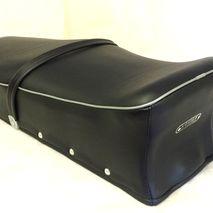 Vespa GS150 black complete seat