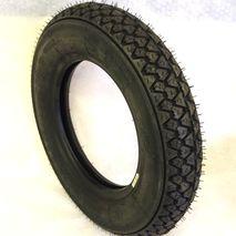 Michelin S83 3.50 x 10  59J reinforced tubelees tyre