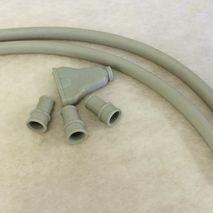 Vespa gear cables covers Farro Basso,VN,VL,92L2,42L2