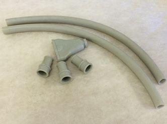 Vespa gear cables covers Farro Basso,VN,VL,92L2,42L2 image #1