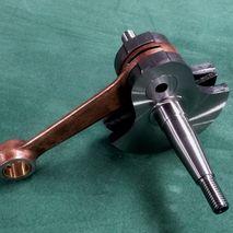 Vespa crank shaft V1-V15 Douglas Rod 125