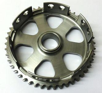 Lambretta 46T crown wheel light weight Italian image #1