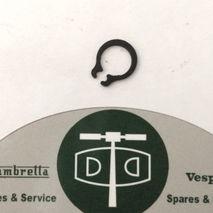 Vespa autolube gear circlip S.6408