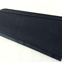 Vespa black rubber centre mat VMA,VMB,ET3,90 Racer